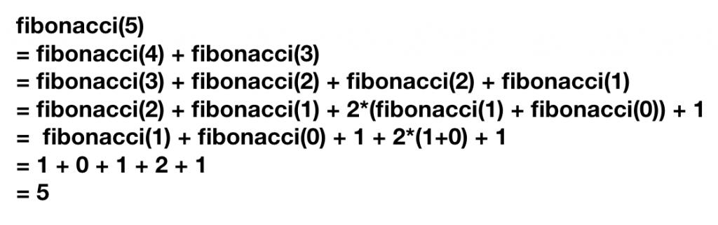 Python Fibonacci Series Using Recursion