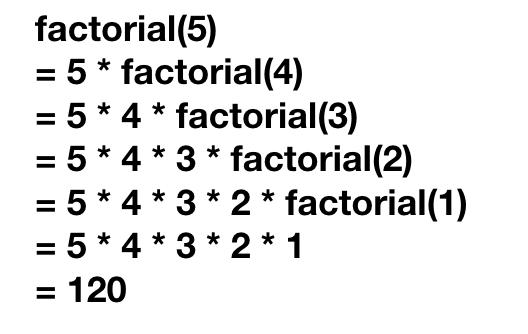 Python Recursion Function Example