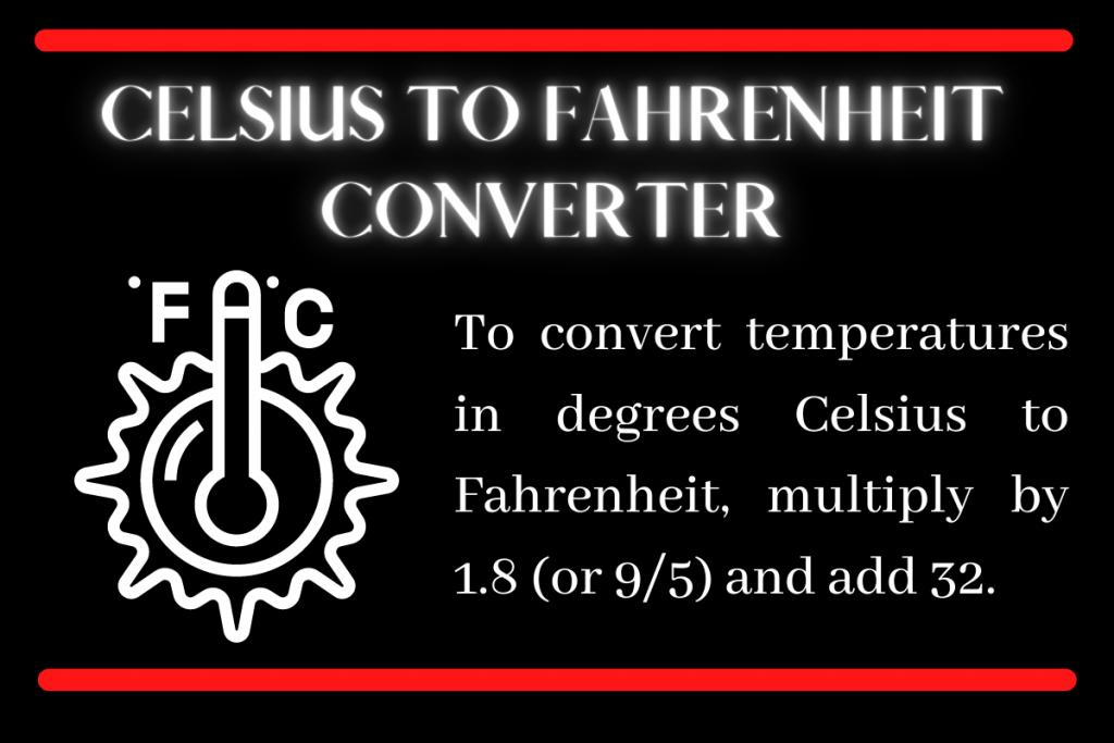 Feature Img Celsius 2 Fahrenheit