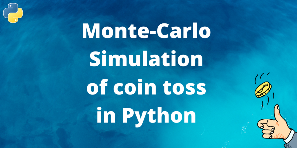 monte-carlo simulation in Python