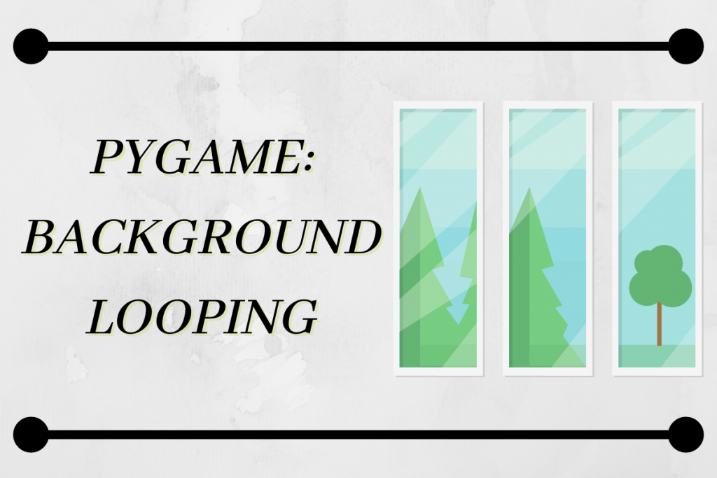 Featured Img Background Loop Pygame