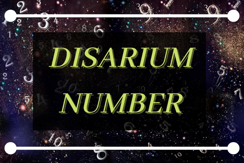 Featured Img Disarium No
