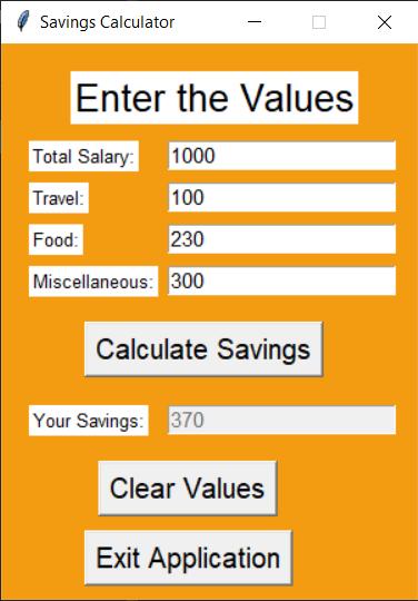 Output1 Salary Calculator