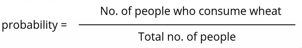 Probability Equation