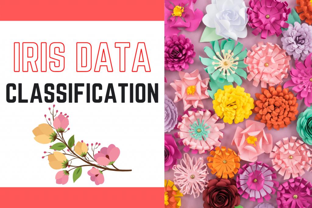 Featured Img Iris Data Classification